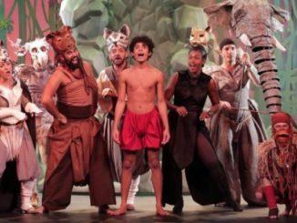 Une représentation du Livre de la jungle