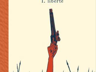 Page de couvertire de la fresque Revolution de Florent Grouazel et Younn Locard.