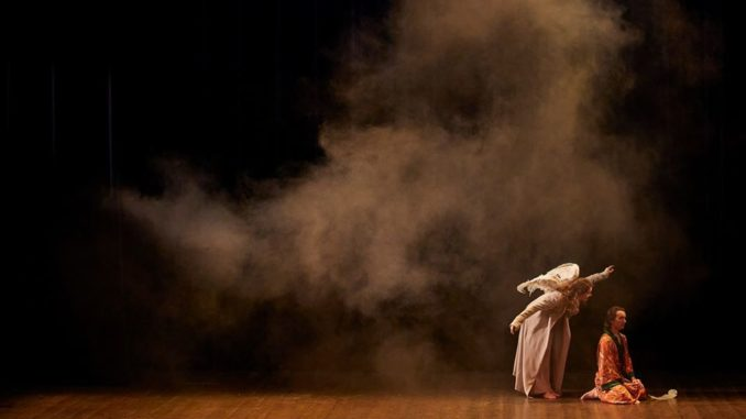 « Angels in America » de Tony Kushner, mise en scène Arnaud Deplechin qui se joue en alternance Salle Richelieu.